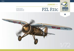model p.11c junior set